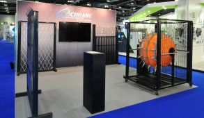 Modular exhibition stand hire - Cochrane