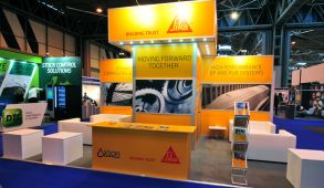Modular exhibition stand hire