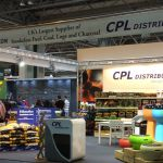 Truss hire for exhibitions - CPL distribution